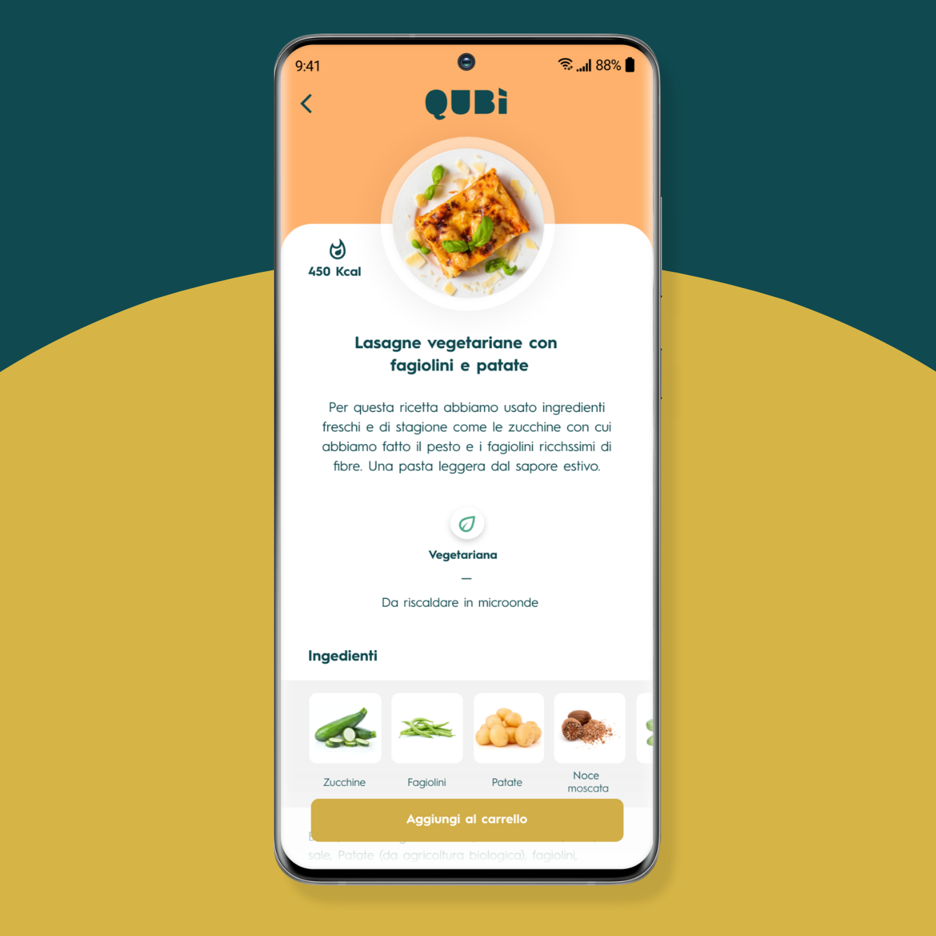 Qubi-android-app-mock