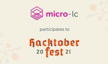 micro-lc partecipa all'Hactoberfest 2021